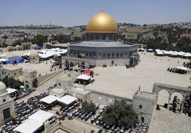 Police temporarily close Temple Mount to non-Muslim visitors after rioting resumes