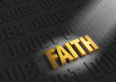 FAITH SCRIPTURES