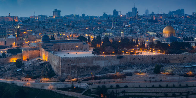 Will 2017 See a Synagogue on the Temple Mount?