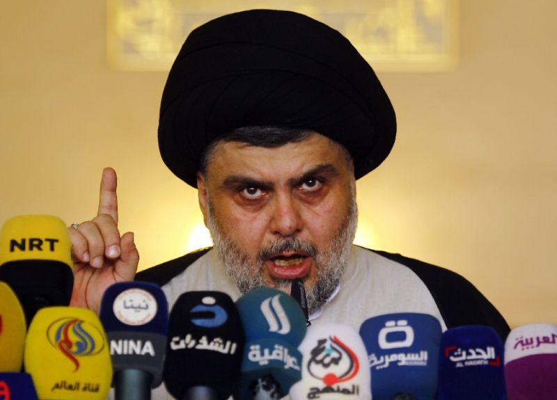 Firebrand Iraq cleric warns US on Israel embassy move