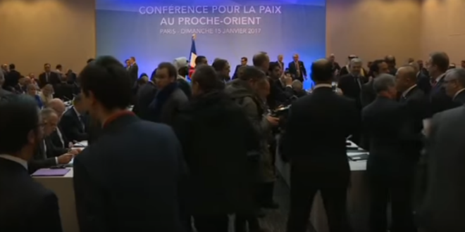 Paris Peace Conference Spectacular Failure With No Visible Results