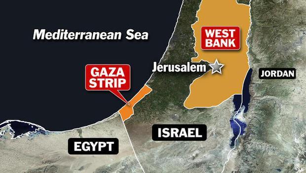 Palestinians condemn Israeli Settlement Plans